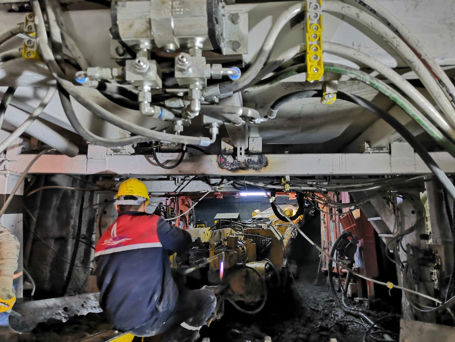 Maden ve Tünel ekipmanları