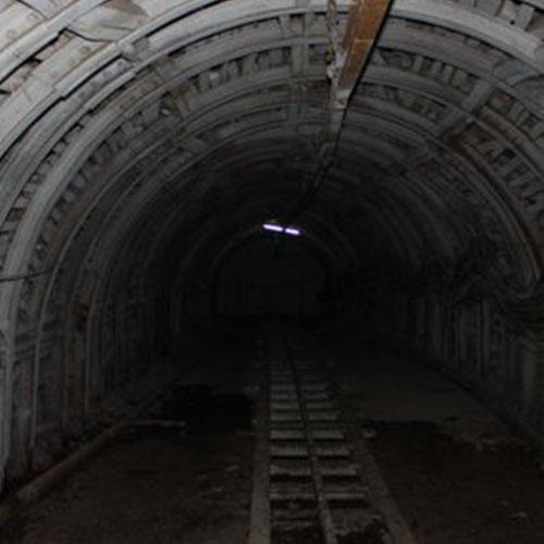 maden-tunel
